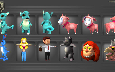 3d-characters-cartoon