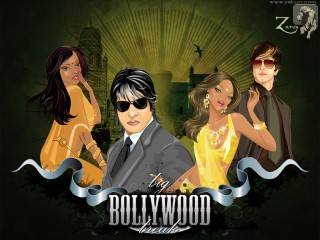 big bollywood break 320x240 Facebook Game Development
