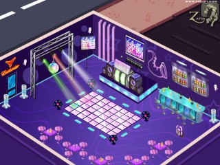 clubscene 03 pop 320x240 Facebook Game Development