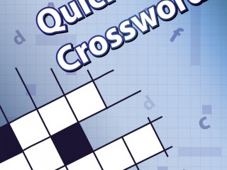 quickcrossword splashscreen 320x240 iPad Art