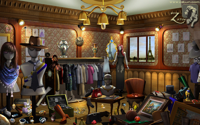 New Hidden Object Games