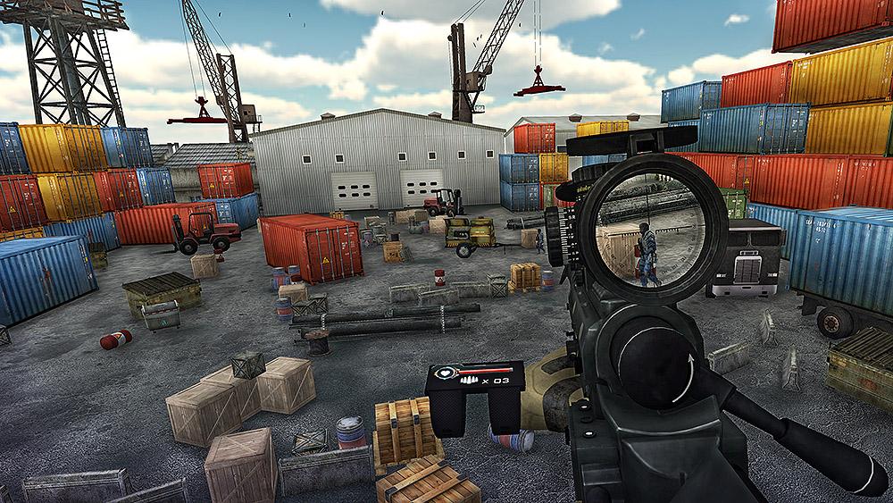 Best Oculus Rift Games | Virtual Reality Sniper Games